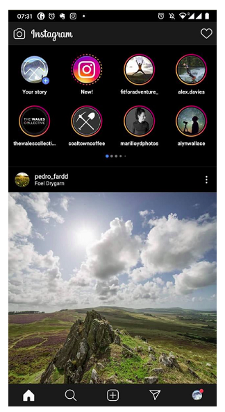 Instagram Double Feed - New Feature